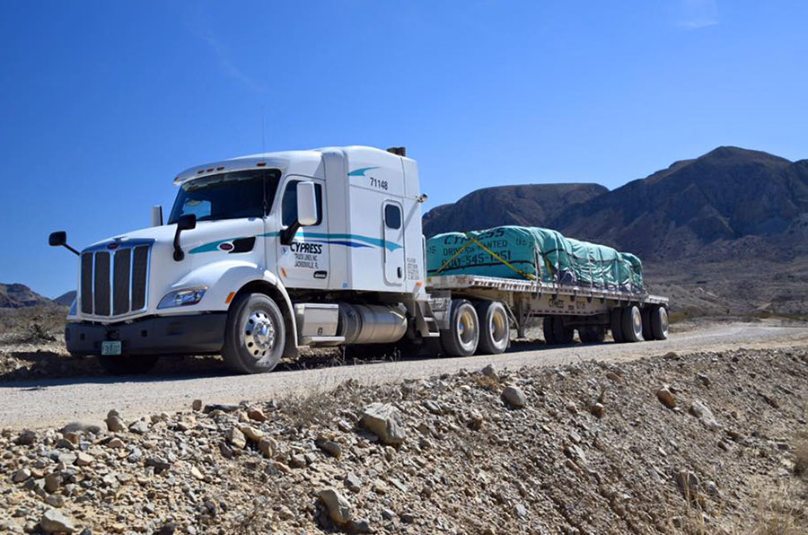 Flatbed Truck Driving Jobs | Cypress Truck Lines, Inc